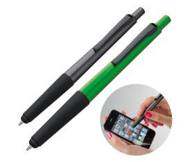 Kugelschreiber aus Kunststoff mit Touchfunktion