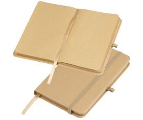 A6 Notizbuch mit Craft-Papier Umschlag