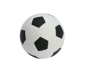 Anti-Stress-Knautschball Fußball