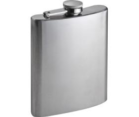 Flachmann aus Edelstahl, 237 ml