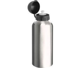 Trinkflasche aus Metall, 600 ml