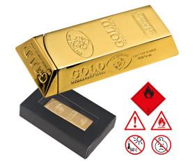 Automatik Feuerzeug Goldbarren