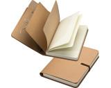 Notizbuch mit Gummiband
